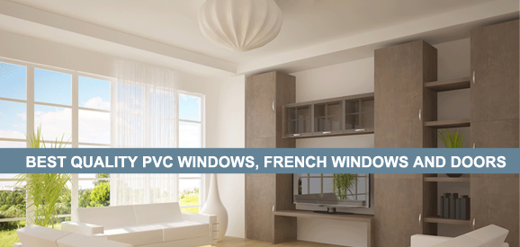 PVC windows, French windows and Doors